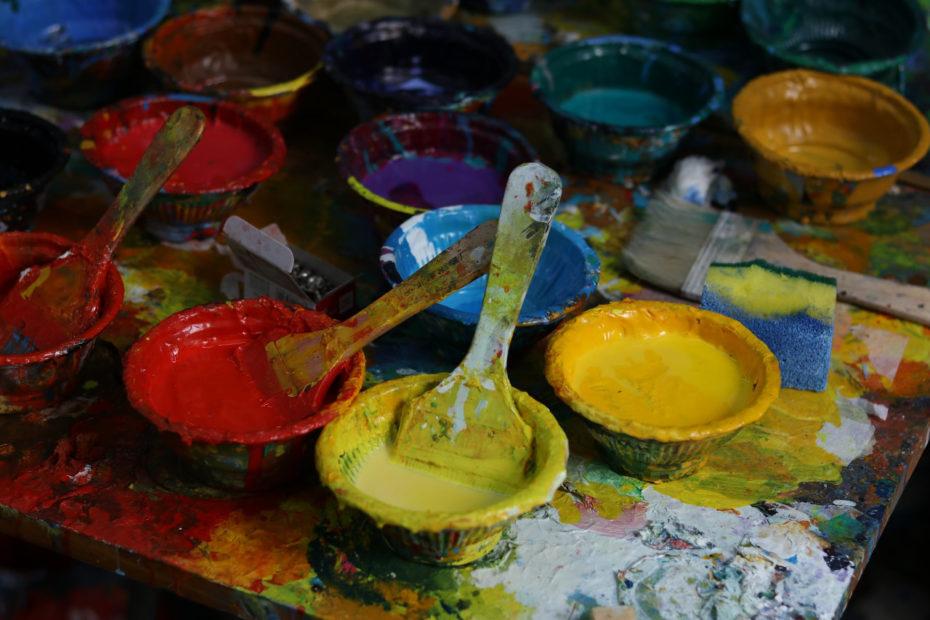 colori a olio by 冬城