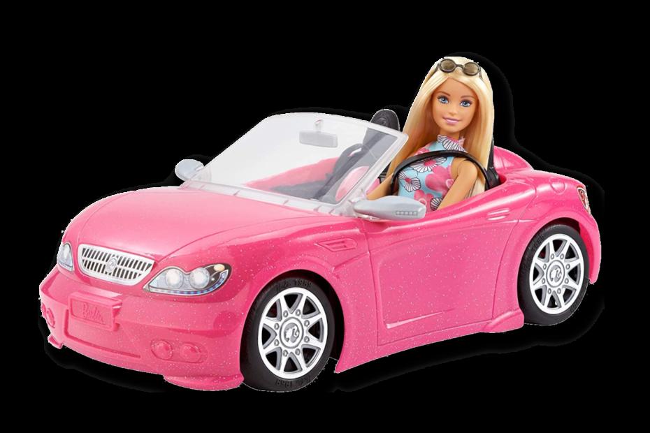 macchina di barbie