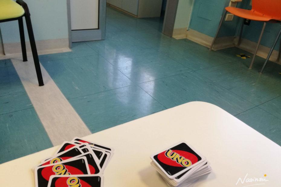 Uno - ospedale