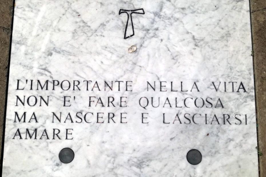 Tomba Corbella Verano